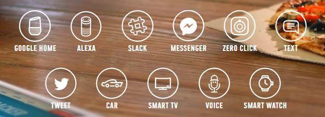 Example of Digital Transformation at Dominos