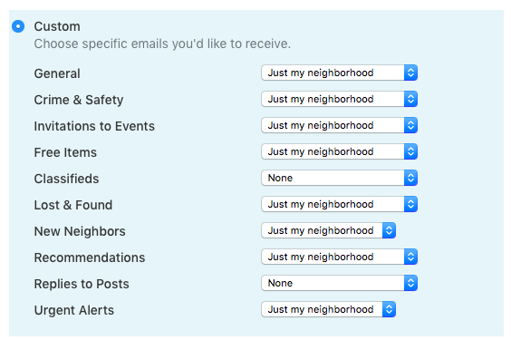 Marketing par e-mail B2C