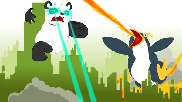 Google Penguin and Google Panda Destroying the World Wide Web