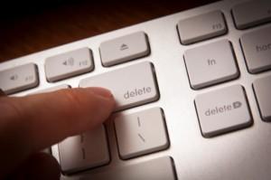 Beat the Delete Key