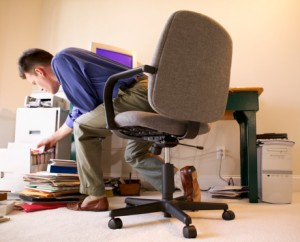 Spring Cleaning for Your Home Office
