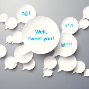 tweet you