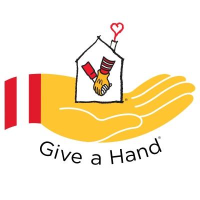 ronald mcdonald house give a hand