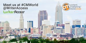 Meet us at CMWorld!