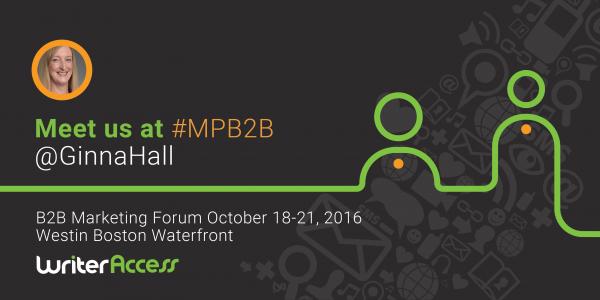Meet us at B2B Forum!