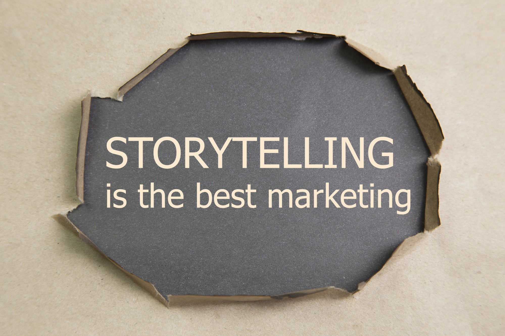 Once Upon a Time … The Importance of Storytelling in Content Creation