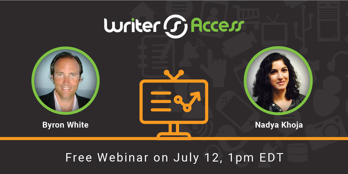 12 Principles to Appeal to Big-Time Publishers: A Free WriterAccess Webinar