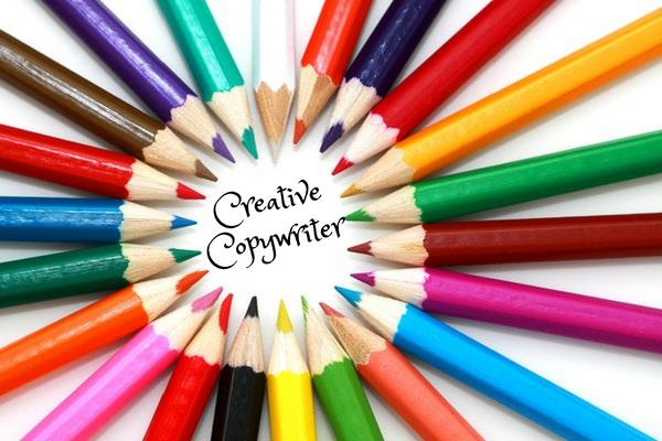 creative copywriter