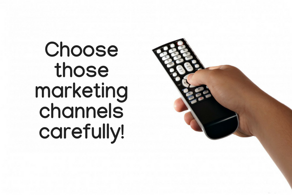 promoting content marketing channels