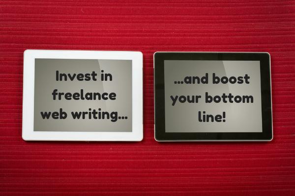 freelance web writing