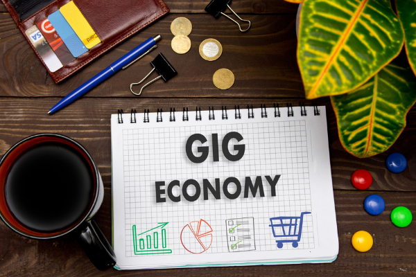 gig economy changes trends