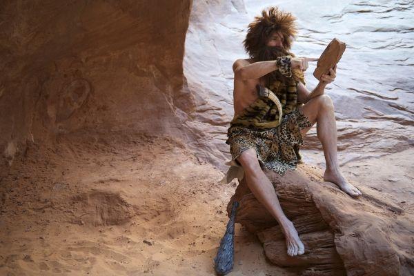 caveman marketing