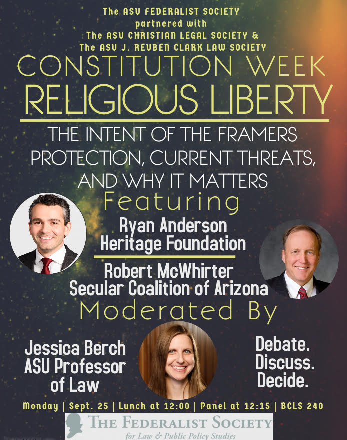 Constitution Week at ASU