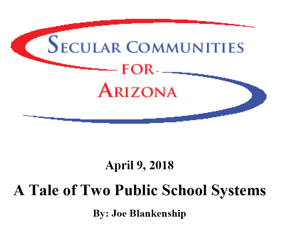 A Tale Two Public School Systems