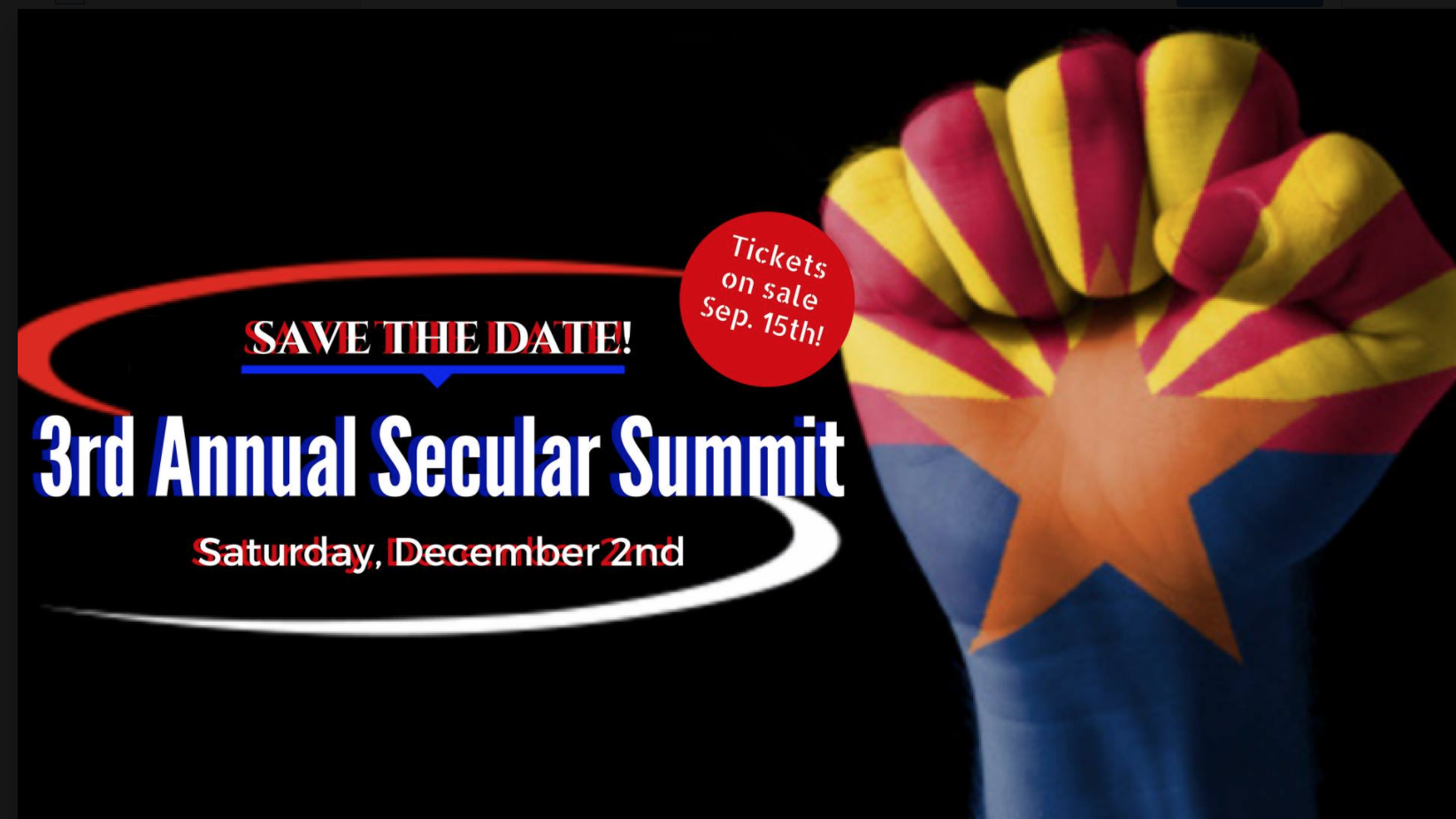 Secular Summit 12.2.17
